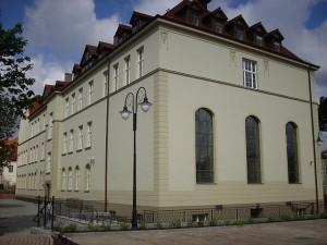 Budynek Rektoratu Uniwersytetu Źródło : Wikipedia.pl
