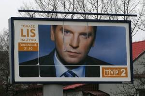 Tomasz Lis – urodzony w Zielonej Górze