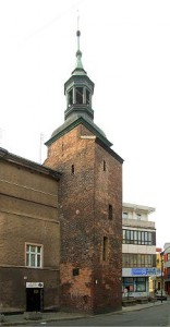 Wieża Łazienna w Zielonej Górze