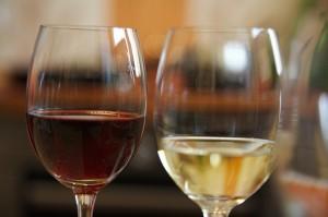 Wino – odpowiednia temperatura